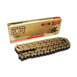 Ketting/Tandwiel kit bestaande uit JT voor JT achter tandwiel ketting DID 428 NZ3 goud voor de Yamaha YZ 85 2002-2018