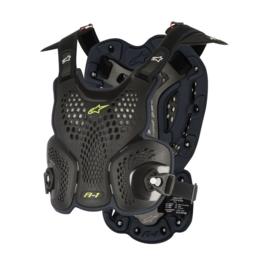 Alpinestars A-1 Roost bodyprotector zwart/antracite