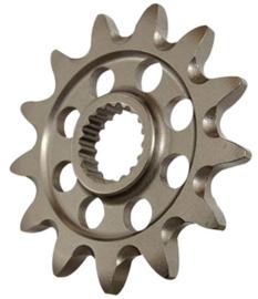 Supersprox voortandwiel staal met ZANDGROEF