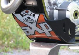 AXP GP blokbescherming zwart KTM SX-F 250/350 2013-2014