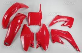 UFO plastic kit Honda CR 125R/250R 2004 in 4 kleuren
