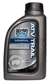 Bel-Ray ATV Trail minerale 4 takt blok olie 10W40 1 liter