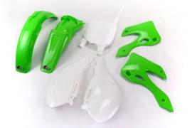 UFO plastic kit Kawasaki KX 125/250 1999-2002