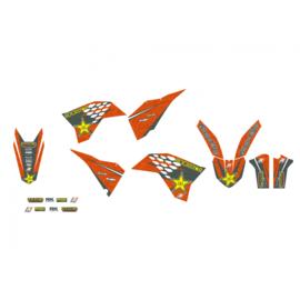 SX-SX-F 125-450 2007-2010 & EXC/EXC-F 250-500 2008-2011