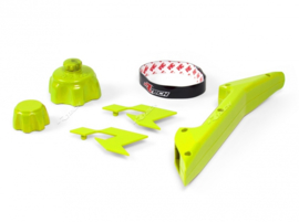 R-tech accessoires repair kit geel voor R-tech brandstoftank 15 liter