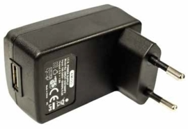 230V USB oplader