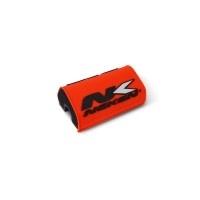 Neken stuurbeschermer oversized (28.6mm) fluo oranje