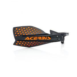 Acerbis handkappen Ultimate zwart/oranje