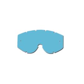 Pro grip lens licht blauw voor progrip brillen zonder roll off voor Progrip 3201/3204/3301/3450