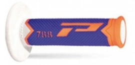 Pro Grip 788 handvaten Tri-Compound Fluor oranje / blauw / wit