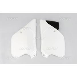 UFO zijpanelen voor de SX/Enduro 125 1990-1992 kleur wit
