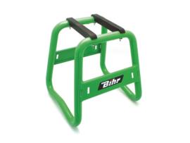 Bihr motorbok Grand Prix kleur groen