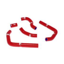 Samco Sports radiator slangen set rood voor de Honda CR 125R 2005-2007