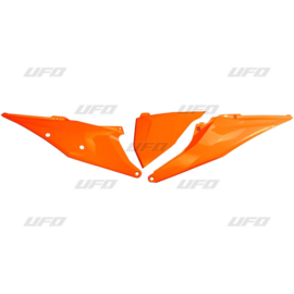 UFO zijpanelen + luchtfilterkap KTM SX 125/150/250 2019-2022 & SX-F 250/350/450 2019-2022 & EXC 250/300 2020-2022 & EXC-F 250/350/450/500 2020-2022