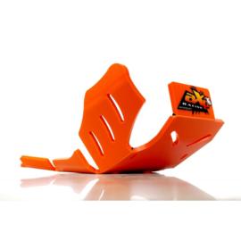 AXP Enduro Xtrem HDPE blokbescherming oranje KTM EXC 250/300 2011-2016