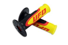 UFO handvaten Axiom zwart-geel-rood