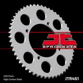 JT achtertandwiel staal ( voor 420 ketting ) Kawasaki KX 80 1986-2000 & KX 85 2001-2018 & KX 100 1987-2018 & Suzuki RM 100 2003