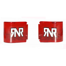 RNR losse kapjes Rood voor RNR XL crossbrillen