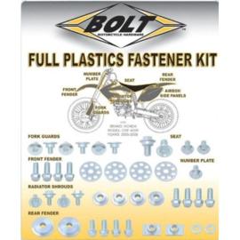 Bolt boutenset voor plastic werk voor de Honda CRF 250R 2018-2019 & CRF 450R 2017-2019