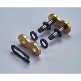 Clip kettingschakel voor Regina Z-ring goud 520 ketting Quad