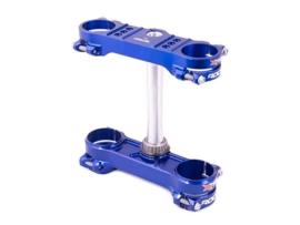 Xtrig kroonplaten blauw voor de Sherco 250/300 SE/SEF/SE-R/SEF-R 2014-2016 & 450 SEF/SEF-R 2015-2016