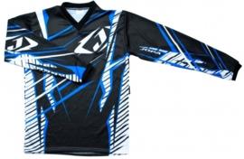 Jopa crossshirt Lynx blauw maat L