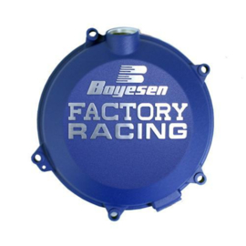 Boyesen Factory Racing koppelingsdeksel Blauw KTM SX-F 450 2016-2018 & EXC-F 500 2017-2018 & Husqvarna FC 450 2016-2018 & FE 450 2017-2018 & FE 501 2017-2018