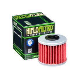 Hiflofiltro oliefilter Honda Pioneer 5 2de filter 2016