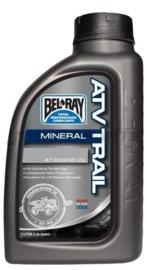 Bel-Ray ATV Trail minerale 4 takt blok olie 10W30 1 liter