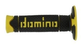Handvaten Domino Grip Cross X-Treme 2 zwart/geel