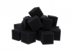 TwinAir petrocel tank schuim zwart 100 stuks