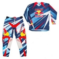 Kini Red Bull competition crossbroek en crossshirt