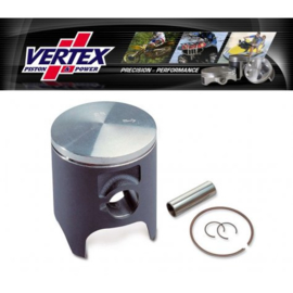 Vertex zuiger Race ( met 1 ring ) voor de KTM SX 125 2001-2018 & EXC 125 2007-2016 & Husqvarna TC 125 2014-2018 & TE 125 2014-2016