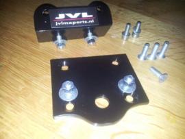 JVLMXPARTS voorspatbord balhoofd-adapter kit ktm 2013 125-525