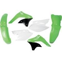 UFO plastic kit OEM voor de KX 450F 2007