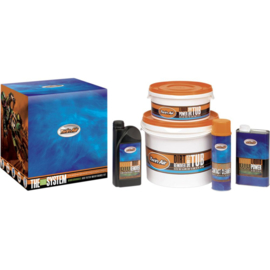 Twin Air compleet systeem ( action kit )