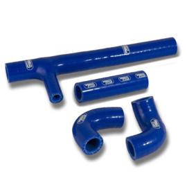 Samco radiator slangen set blauw Husqvarna TE 250/300 2017