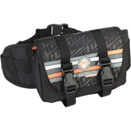 Moose Racing Race Pack heuptas zwart/oranje 1 maat
