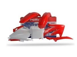 Polisport plastic kit voor de CRF 450R 07 kleur OEM