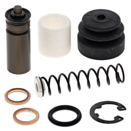 All Balls Achterrem Master cylinder Kit KTM SX 125 1994-2003 & SX 200/450/525 2003 & SX 400 1998-2002 & SX 440 1994 & SX 520 2001-2003 & EXC 125 1994-2001 & EXC 200 1998-2003 & EXC 250 1994-2003 & EXC 400 1996-2001 & EXC 440 1994-1995 & EXC 520 2001-2002