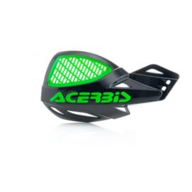 Acerbis handkappen MX Vented Uniko zwart/groen