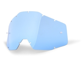 100% replacement lens voor RACECRAFT / ACCURI / STRATA blauw