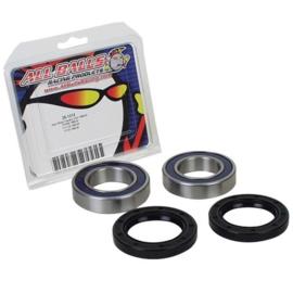 All balls voorwiel lager kit voor de Honda CR125R/250R 95-07 & CR 500R 95-01 & CRF 250R 04-18 & CRF450R 02-18 & CRF 450RX 17-18