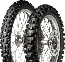 Dunlop Geomax MX52F 60/100-10 crossband