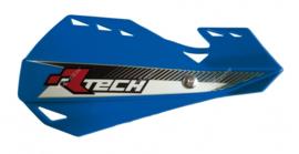 Rtech handkappen Dual + montageset Yamaha blauw type Motocross & Enduro