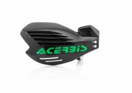 Acerbis X-Force handkappen zwart/groen