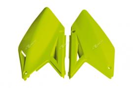 Rtech zijpanelen neon geel voor de RM-Z 250 2010-2018