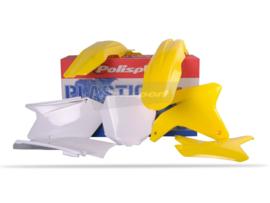Polisport plastic kit OEM voor de RMZ 450 2005-2006