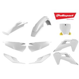 Polisport plastic kit Husqvarna TC 125/250 2019 & FC 250/350/450 2019