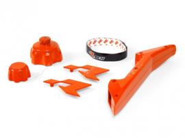 R-tech accessoires repair kit oranje voor R-tech brandstoftank 15 liter